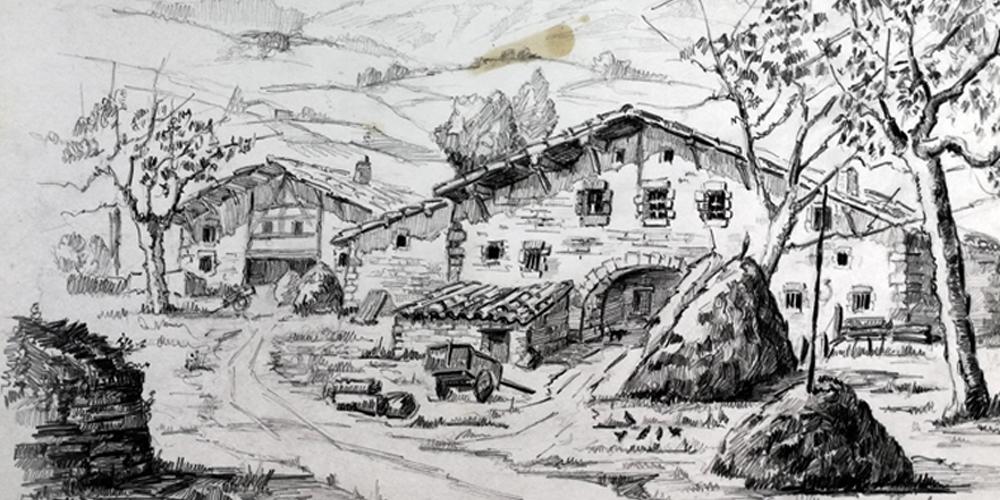 Azkarate. Jose Kareaga