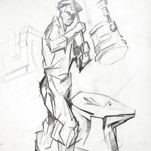 Errementari. Jose Kareaga