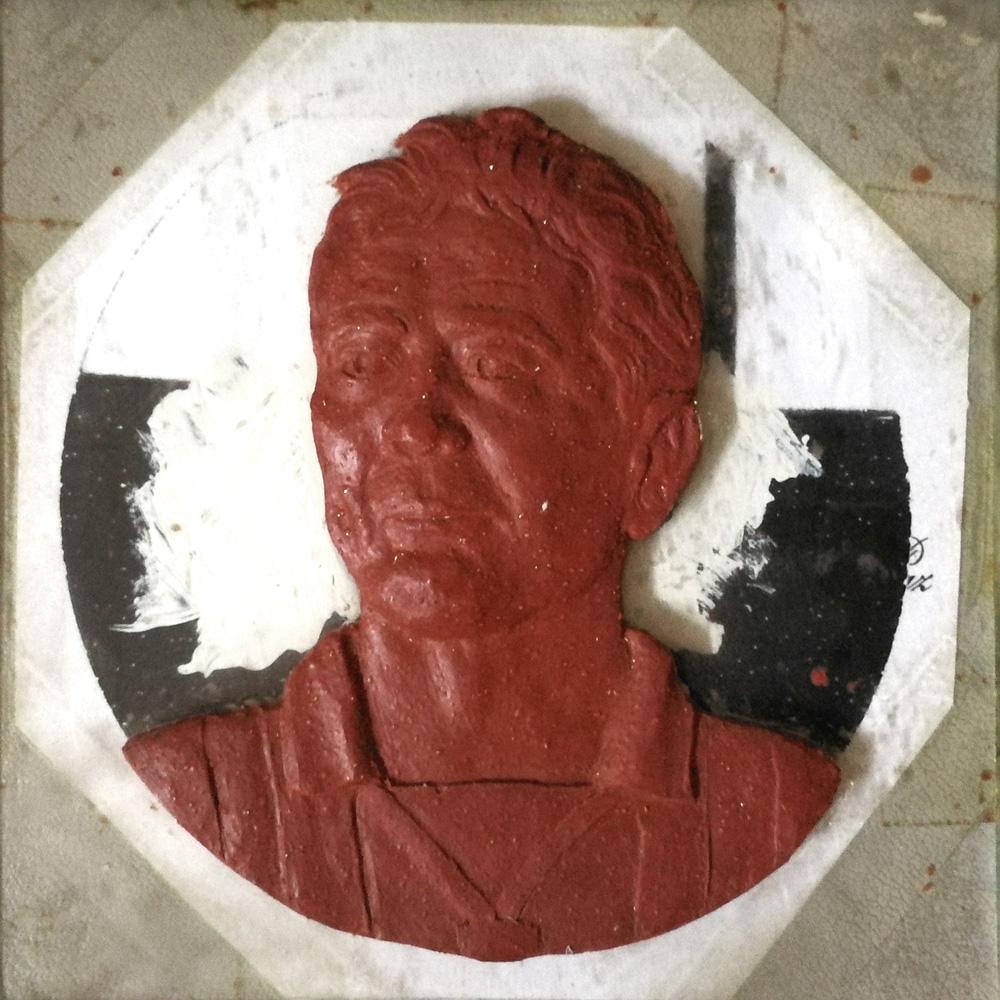 Modelado escayola V. Jose Kareaga