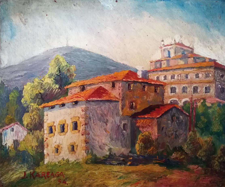 Beheko Torre Elgeta. Jose Kareaga