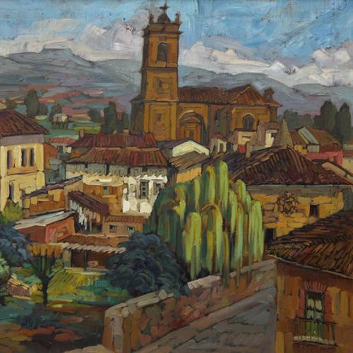 Casalarreina, Jose Kareaga