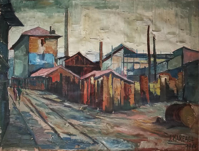 Fábricas. Jose Kareaga