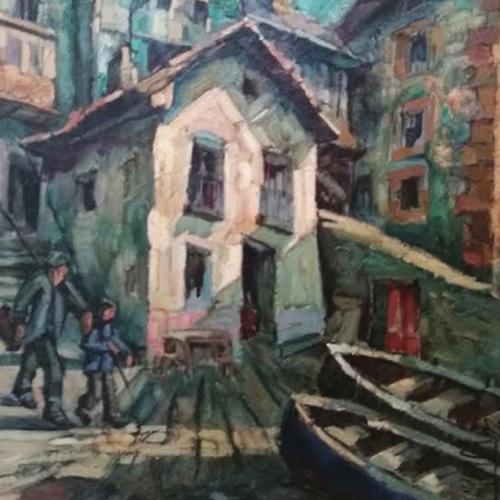 Goiko Zumaia. Jose Kareaga