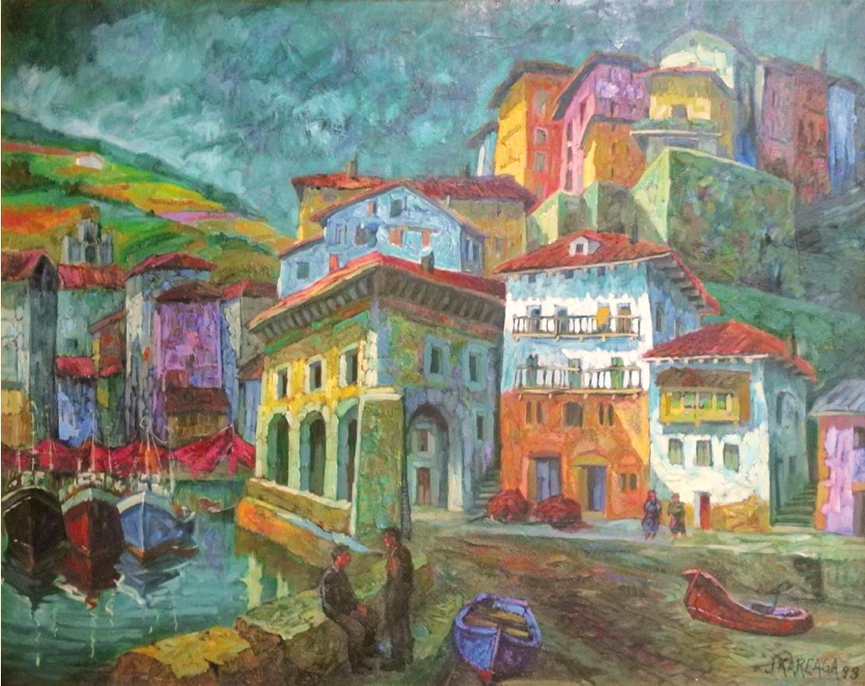 Mutriku, 1993. Jose Kareaga
