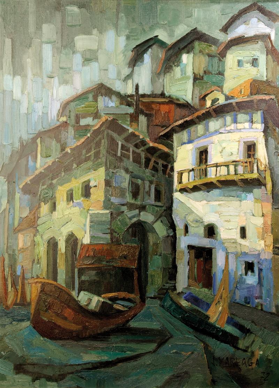 Mutriku,1972. Jose Kareaga
