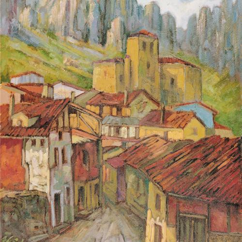 Pancorbo. Jose Kareaga