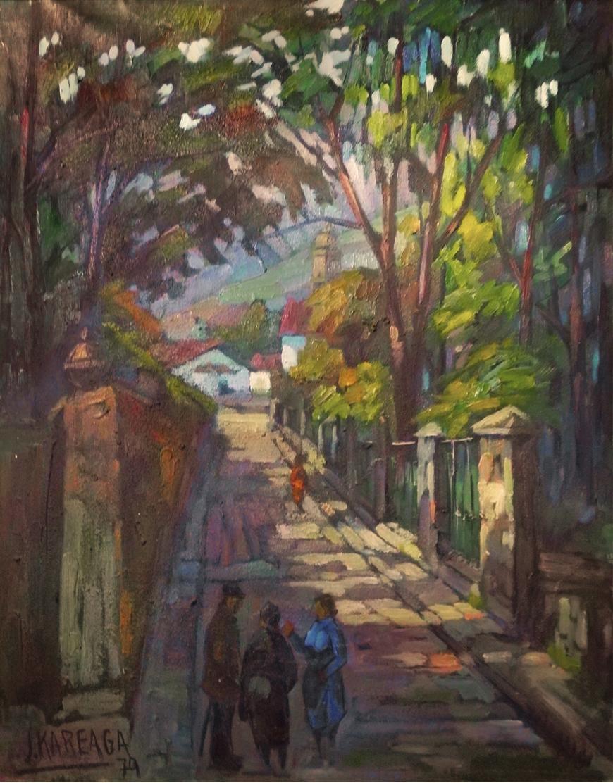 Zarautz. Jose Kareaga