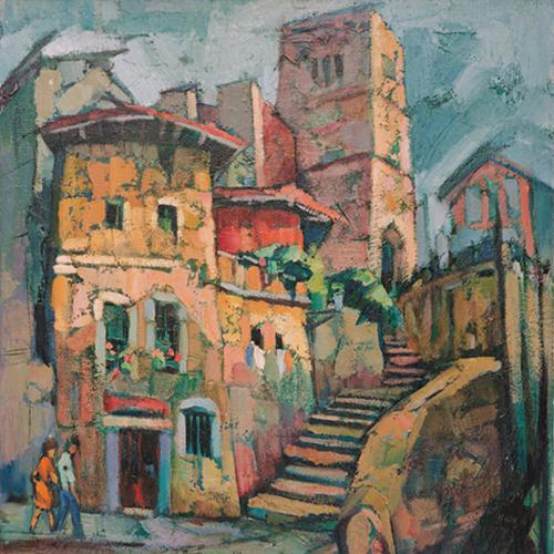 Zumaia, 1974. Jose Kareaga