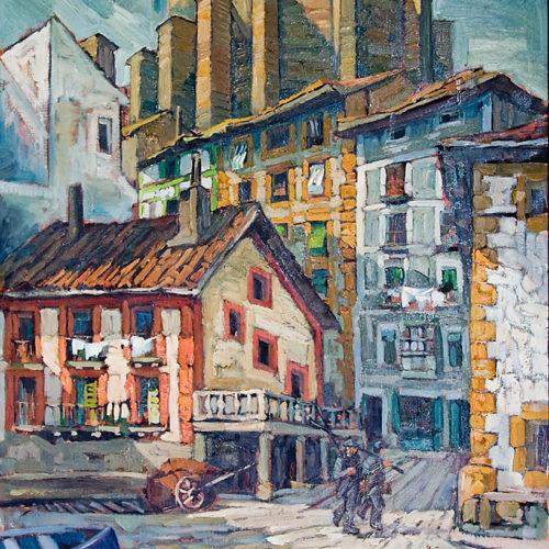 Abascal, Zumaia. Jose Kareaga
