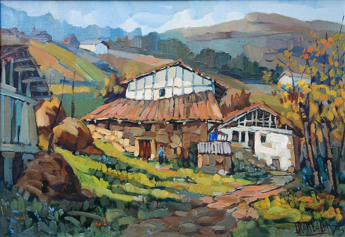 Baserriak 1975. Jose Kareaga