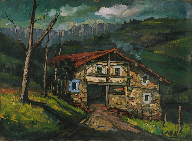 Durangoaldea 1964. Jose Kareaga