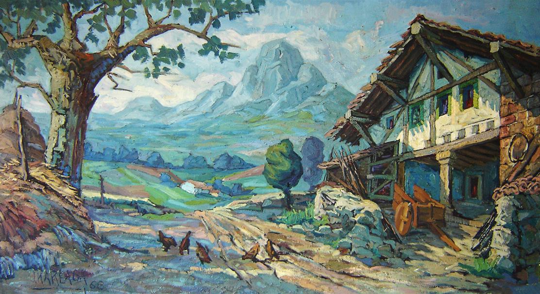 Durangoaldea 1968. Jose Kareaga