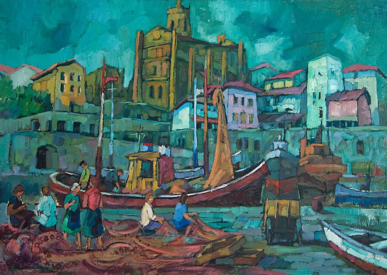Getaria 1978 II. Jose Kareaga
