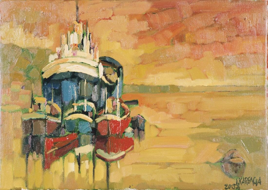Itsasontziak II. Jose Kareaga