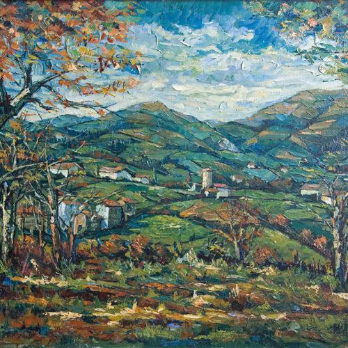 Paisaia 1963. Jose Kareaga
