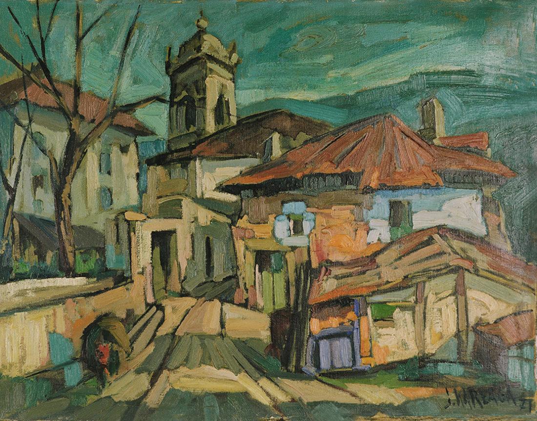 Paisaia 1971. Jose Kareaga