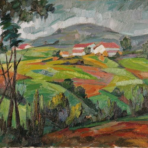 Paisaia 1973. Jose Kareaga