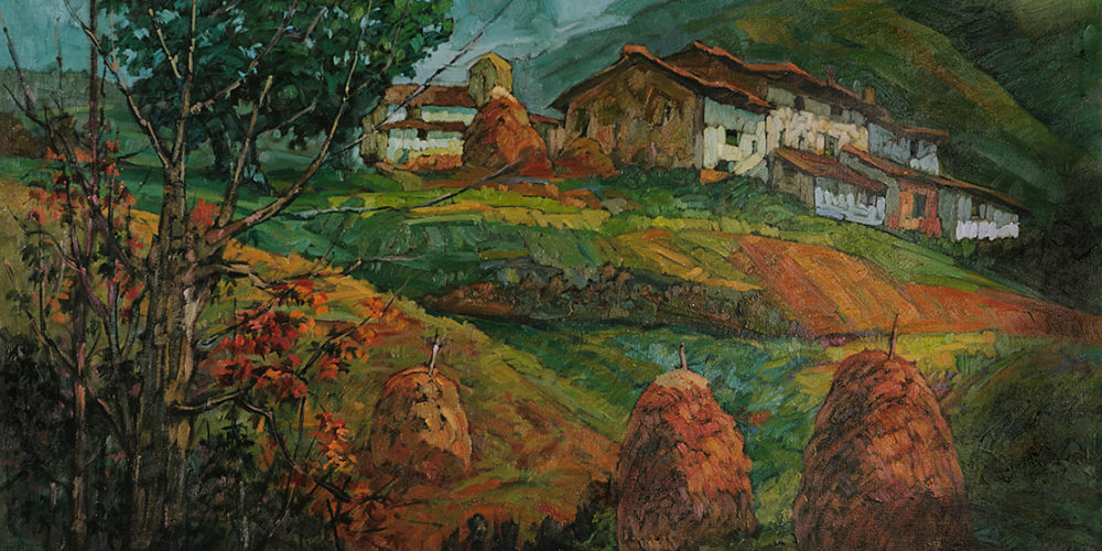 Paisaia 1991. Jose Kareaga